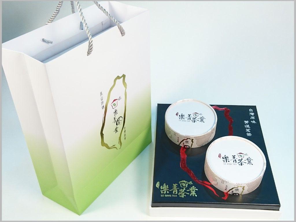 大禹嶺烏龍茶禮盒