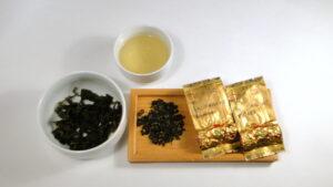 精製茶 梨山