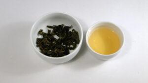精製茶 合歡山有機茶