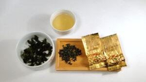 精製茶 阿里山